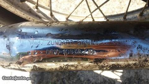 Mota rara Zundapp fundador