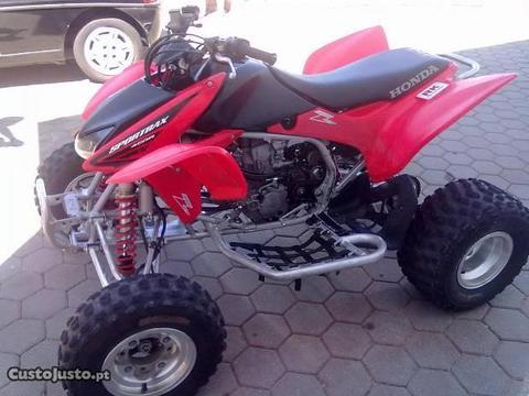 Moto4 trx 450