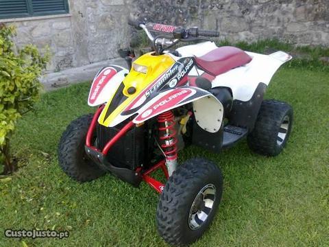 moto4 polaris scrambler 500 4t