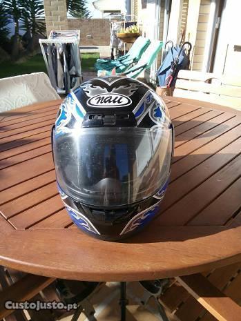 Capacete de moto