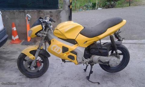 Gilera dna 50 cc para Peças