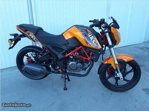 Mota da KSR Moto - Grs 125