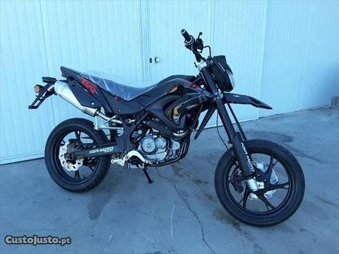 Mota KSR Moto Tw 125 cc - Supermotard