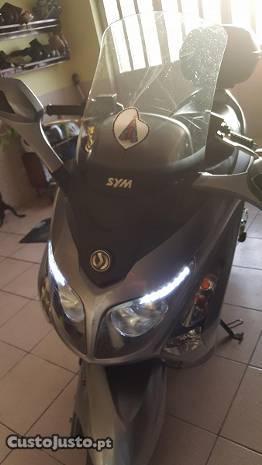 Scooter sym 125 cc