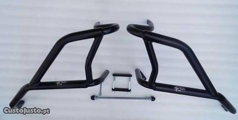 Honda Xrv 750 África twin - protecções de motor