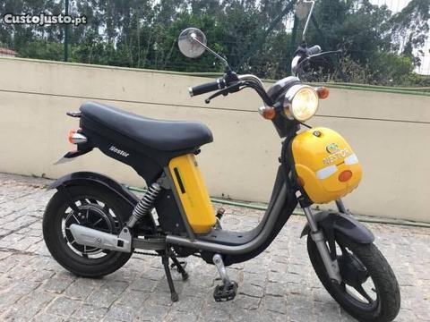 Moto électrica