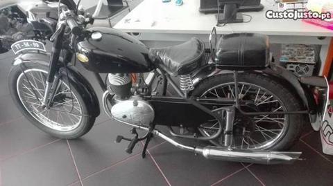 Vilar 125 c.c. de 1954 ( troco por moto )