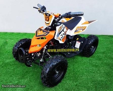 Mini moto 4 Bateria Novas - 800Wts - Novidade