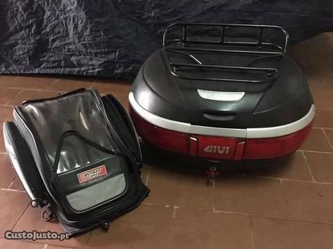 Top Case Givi 52Lt + Saco Deposito
