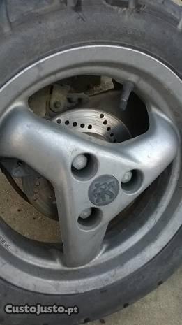scooter Peugeot peças