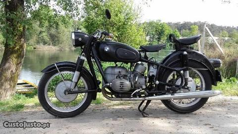 Bmw R50/2 - Mota antiga