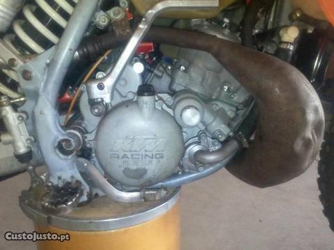 Motor KTM 125