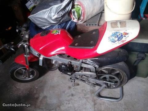 Mini Mota - Troco por Moto 4