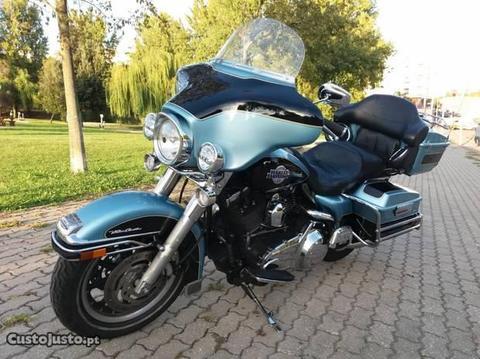 Harley Davidson Electra Glide 2007