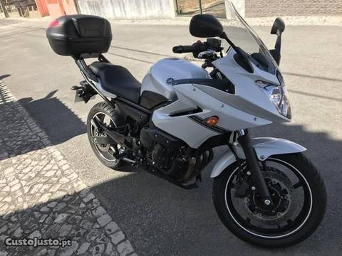 Yamaha XJ6 Diversion 2012