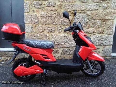 Bicicleta eléctrica 60v 250w