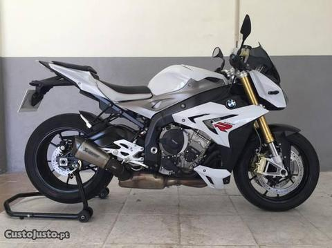 BMW S 1000 R Full Extras Akrapovic