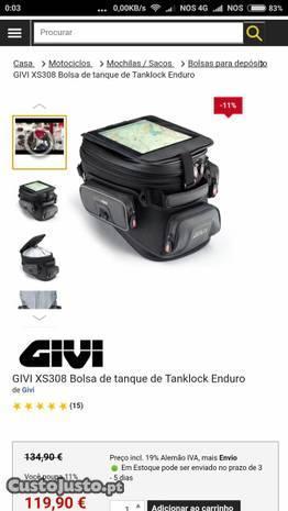 Saco Deposito GIVI XS308