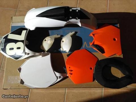 Peças novas e usadas Yamaha / KTM
