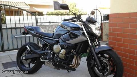 Yamaha xj6 impecável