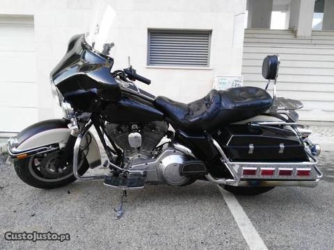 Harley Davidson Electra Glide Police Special