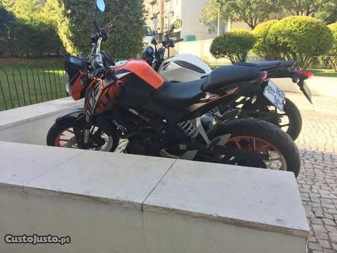 KTM 125 Extras
