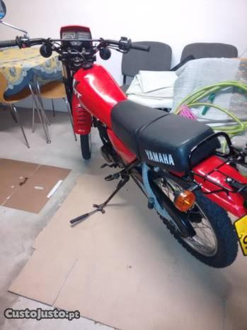Yamaha DT 50 MX impecável