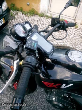 Keeway Rkv 125cc - Como nova