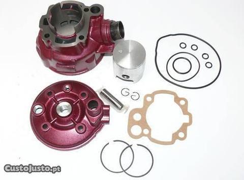 kit cilindro yamaha dt 50 - motor Minarelli AM6