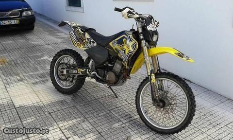 Husqvarna TE410 (Enduro)