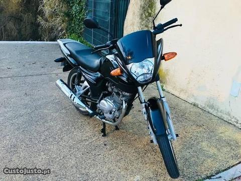 Jianshe 125cc generic