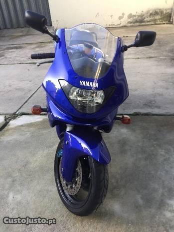 Yamaha YZF Thunsercat 600