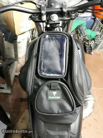 Bolsa mala moto depósito