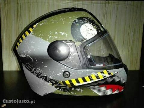 Capacete Moto Shark