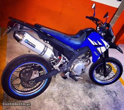 Yamaha XT125X Impecável c/alarme (muito econômica)