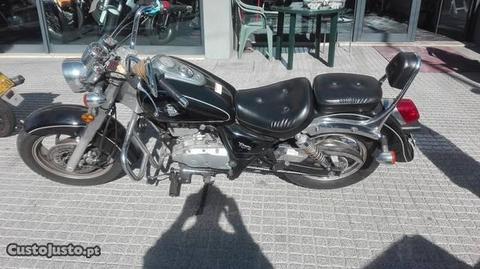 Shooper de marca Imoto 125 c.c