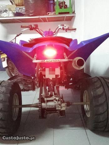 Moto4 yamaha