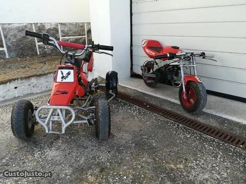 Mini Mota 4 e Mini Mota
