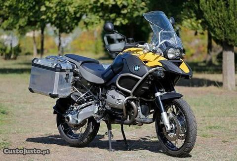 BMW R1200 GS Adventur Fazemos Crédito