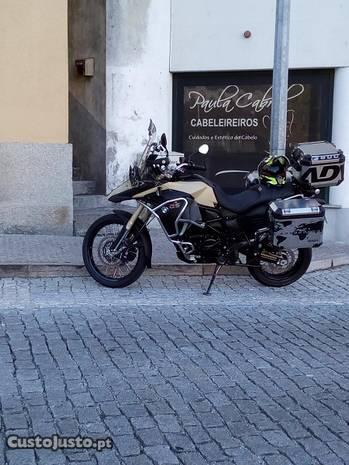 Moto bmw gs f 800 adventure