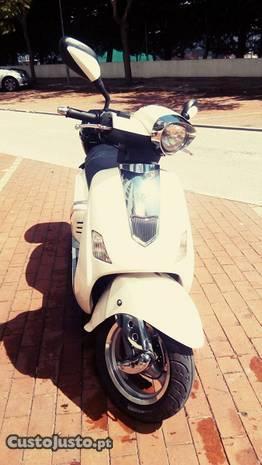 Moto fosti 125 cc