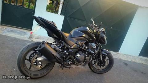 Kawasaki Z750 - 2009