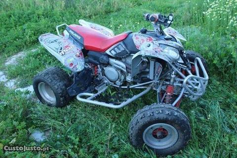 Moto4 Polaris Predator 500cc