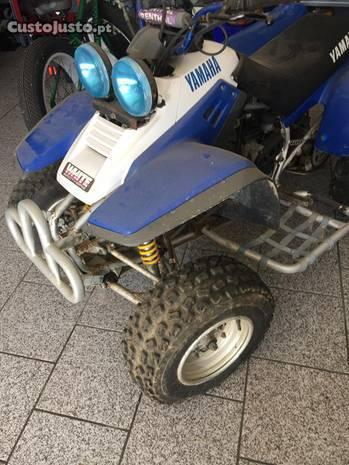 Moto4 usada com pouco uso