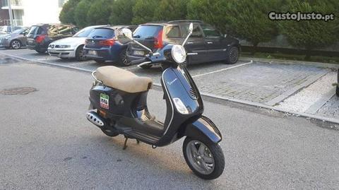 Vespa Piaggio LX 50 Nacional 9500 km