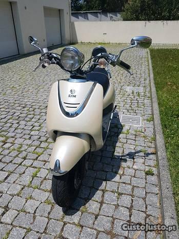 Scooter SYM allo 125cc