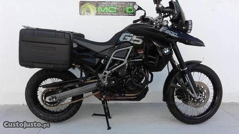 BMW F 800 gs black