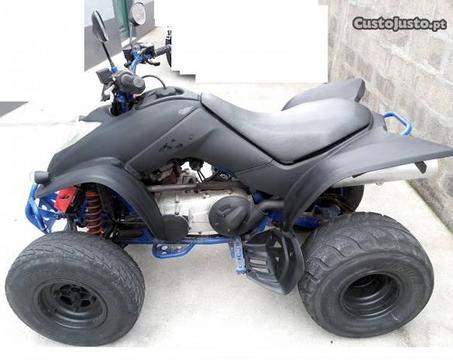 Moto 4 Automática!