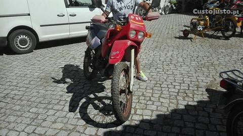 Aprilia mota