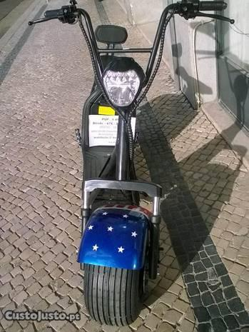grand scooter electrica 100%
